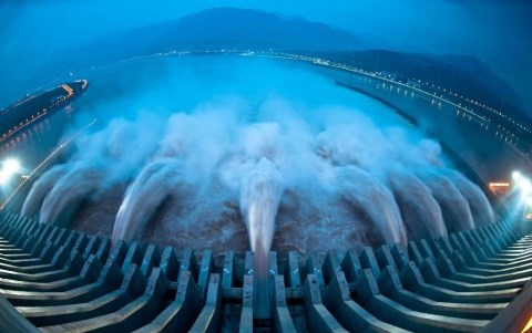 China started construction of the worlds highest dam